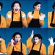 سینماگران زبان صورت را یاد میگیرند